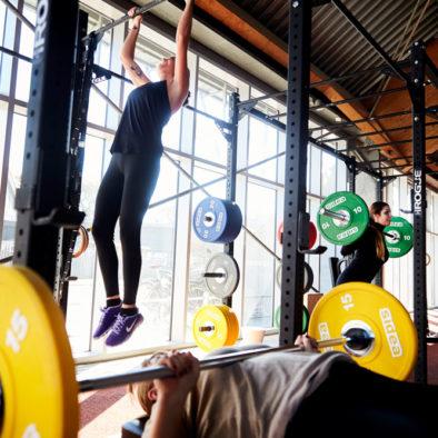 Hafnia-Gym
